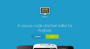 best editor for android 8 best code editors for android code geekz