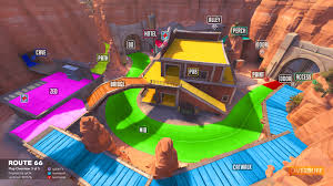 Route 66 Map Sp0h U0027s Map Callouts Route 66 Overbuff Overwatch Statistics