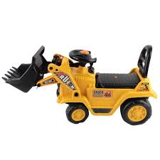 kids ride on bulldozer yellow u2013 discount house australia