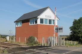 signal shed signal boxes on video videographer northampton northamptonshire