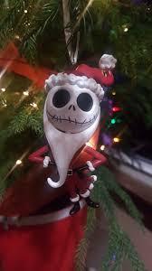 nightmare before skellington ornament hallmark