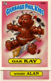 kid cards rarest and most expensive garbage pail kids cards made
