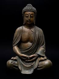 spiritual statues buddha statues and figurines in home and garden design hubpages