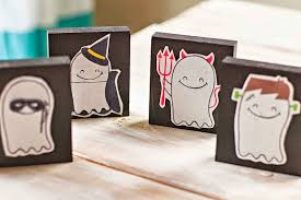 printable halloween ghosts by carissa miss happiness is homemade