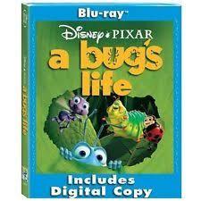 bug u0027s blu ray discs ebay