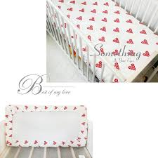 Crib Mattress Fitted Sheet 1 Pc Ins Baby Cotton Fitted Sheet Crib Mattress Cover For Baby