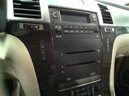 cadillac escalade radio used 2007 cadillac escalade esv electrical radio audio am fm ster