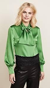 green blouses designer green blouses shopbop