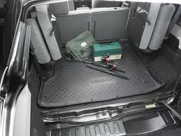 nissan australia genuine parts genuine nissan patrol new rear protection rubber tray mat cover