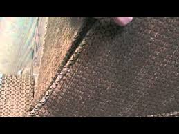 Decorative Upholstery Nail Strips Upholstery How To Use Tack Strip To Close Up Upholstered Furniture