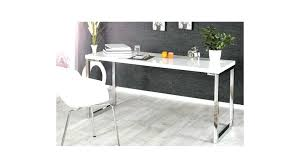 bureau design blanc laqué amovible max bureau blanc design bureau design cm extensible bureau design blanc
