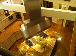 Kitchen Island Vent by Kitchen Fascinating L Shape Kitchen Decorating Design Ideas With