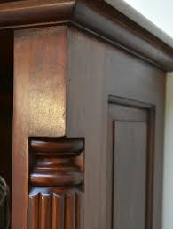 Mahogany Bookcases Uk Solid Mahogany Tall Wide Pillar Bookcase Bcs028 Lock Stock U0026 Barrel