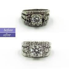 wedding ring repair 70 year wedding ring repair