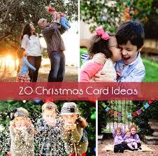 20 christmas card ideas