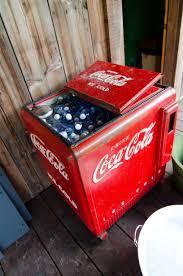coca cola fridge glass door antique coca cola fridge steven would love if we had glass