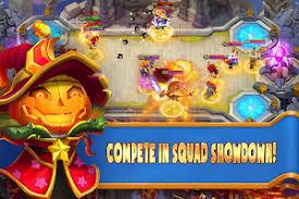 game castle clash mod apk castle clash brave squads 1 3 23 apk mod data apk home