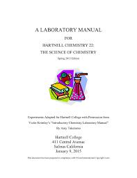 a laboratory manual