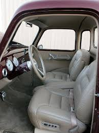 Chevy Truck Interior 1953 Chevy Truck Rod Network