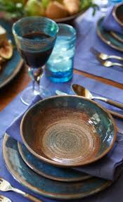 Dining Dish Set Best 25 Rustic Dinnerware Ideas On Pinterest Rustic Dinnerware