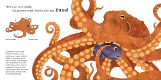 Seeking Octopus Octopuses One To Ten Book By Jackson Robin Page