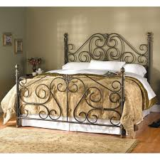 aberdeen iron bed by wesley allen humble abode