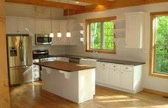 white kitchen cabinets with window trim painting kitchen cabinets white in room with lots of wood trim