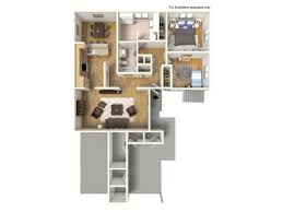 Square Floor Plans For Homes 2 Bed 1 Bath Apartment In Schofield Barracks Hi Island Palm