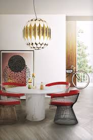 trending product a funky modern chandelier for your dining room decor