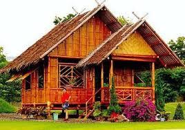 Filipino Home Decor Bamboo House Design Ideas