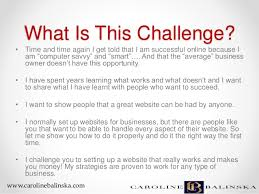 The Challenge How To Do It 5 Day Challenge Day 3