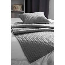 belledorm bedspread throw crompton bed runner grey
