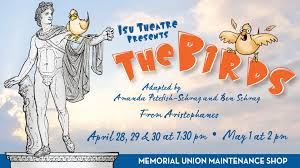 the birds u2013 iowa state university theatre production theatre