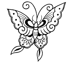 butterfly black and white monarch butterfly clipart black and
