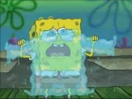 spongebob tear sweater image sweater of tears jpg encyclopedia spongebobia fandom