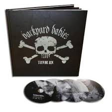 Backyard Babies Discography Babylon 1 Sided White Label Promo By Backyard Babies 12inch