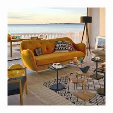 canapé de designer canapé de designer ehrfürchtig canape velours bleu avec canap fixe