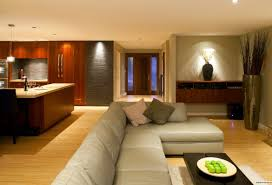 living room finest how to paint an open kitchen and living room