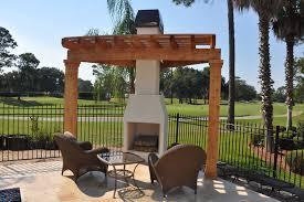 Kitchen Design Gallery Jacksonville with Florida Outdoor Living Summer Outdoor Kitchen Designs Gallery
