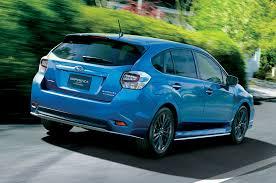 subaru jdm subaru impreza sport hybrid is an electrified hatch for japan
