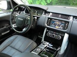 customized range rover interior 2013 range rover v8 supercharged review cars photos test