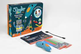 doodles by you 3doodler 3doodles amazon com 3doodler start essentials 3d printing pen set amazon