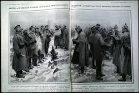 the christmas truce the liberal oc