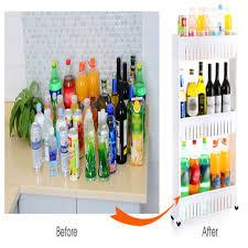 Kitchen Cabinet Spice Rack Slide Aliexpress Com Buy Movable Kitchen Storage Rack Slide Out
