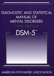 diagnostic and statistical manual of mental disorders fifth