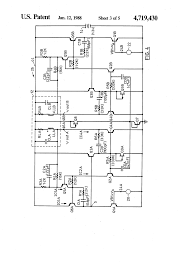 Class B Floor Plans by Patent Us4719430 Low Voltage Class B Amplifier With Value Drawing
