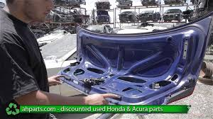 2002 honda accord change how to replace change a trunk 2001 2002 2003 2004 2005 honda
