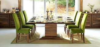 Round Kitchen Table Sets For 8 by Dining Table 8 Seater Square Dining Table And Chairs 8 Seater