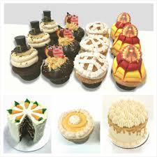 thanksgiving mini cupcakes cupcake news cupcake charlie u0027s