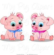 royalty free stock pig designs of baby animals